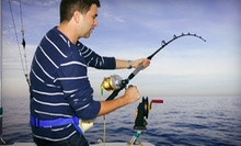 $200 for Near-Shore Fishing Trip for Up to Six from Ofishal Business Charters ($400 Value)