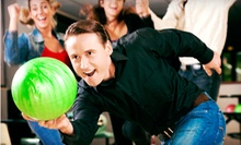 Weekday or Weekend Bowling for Up to Six at Universal Strike and Trevi Entertainment Center (Up to 68% Off)