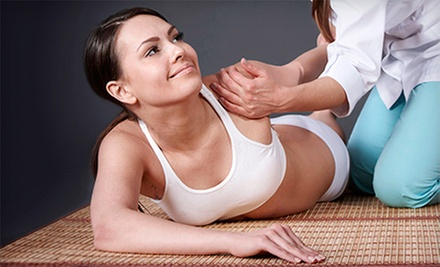 $19 for a 30-Minute Deep-Tissue Massage at Key Chiropractic Center ($45 Value)