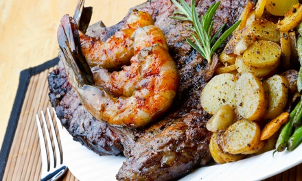 Peruvian Dinner for Two or Four at 100% Sabor Peru (50% Off)