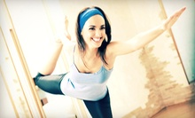 $35 for Five Yoga Classes at YogaBliss ($75 Value)