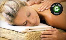 One 60-Minute, One 90-Minute, or Three 60-Minute Massages at The Bannard Center (Up to 67% Off)