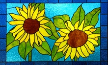 Two-Hour Introductory Stained-Glass Workshop for One or Two at Rainbow Vision Stained Glass (Up to 55% Off)