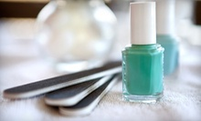 Manicures and Pedicures at Unique Salon &amp; Spa (Up to 60% Off). Four Options Available.