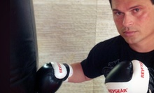 Adult or Kids' Kickboxing or Kids Karate Classes at USA Karate &amp; Fitness Official Training Center (Up to 95% Off)
