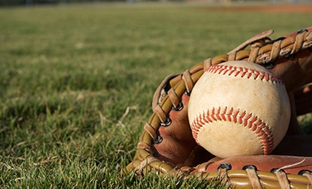 $99 for a Three-Day Camp at Premier Baseball Academy (Up to $200 Value). Two Locations Available.