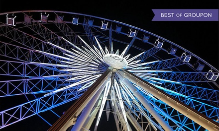 Date Night for Two  with Chocolates, Four Admissions, or Annual Pass to SkyView Ferris Wheel (Up to 50% Off)