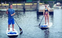 Paddleboard Lesson with Rental Options from Gulfside Paddleboards (Up to 66% Off)