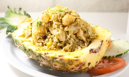 $12 for $20 or $29 for $50 Worth of Thai Cuisine at D'O Thai Cottage