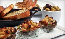Italian Cuisine for Dinner or Lunch at Rosso Italia (Half Off)