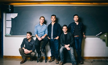 O.A.R. at nTelos Wireless Pavilion on Wednesday, August 19, at 7 p.m. (Up to 38% Off)