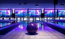 Boutique Bowling or Laser-Tag for Four or Six at Quarters (Up to 53% Off)