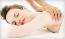 One-Hour Massage or Package with Facial, Massage, Mani-Pedi, and Scrub at Alora Ambiance Spa (Up to 65% Off)