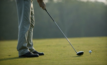 18-Hole Round of Golf for Two with Cart on Weekday or Weekend at Deer Pass Golf Course in Seville (Up to Half Off)