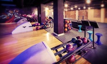 Two Hours of Bowling with Shoe Rentals for Up to 4 or 10 People at Sweat Fitness and Frames (Up to 80% Off)