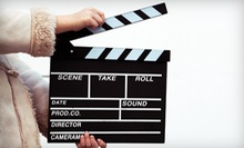 $99 for a One-Day Kids Movie Star Workshop at Popcorn Media ($200 Value)