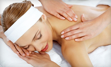 60- or 90-Minute Massage at Identity Salon and Spa (Up to 58% Off)