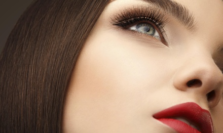 Full Set of Eyelash Extensions at Bat N Rouge Beauty (50% Off)