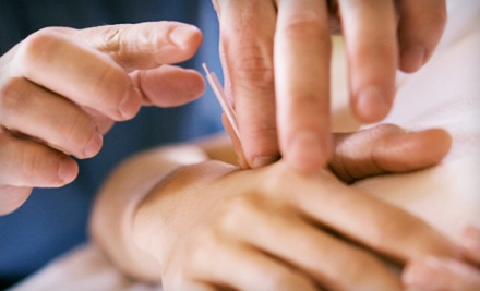 One or Three Community or Private Full-Body Acupuncture Treatments at Klimick Acupuncture (Up to 63% Off)