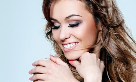 80-, 100-, 120-Piece Mink Eyelash Extensions at Twilight Nails & Spa (51% Off)
