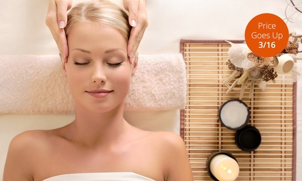One or Two 60-Minute Massages at The BodyLux (Up to 59% Off)