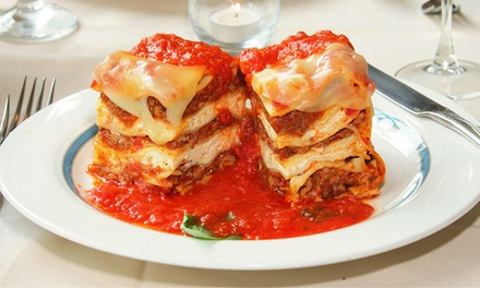 $17 for $30 Worth of Italian Cuisine and Non-Alcoholic Drinks for Two at Florentino's