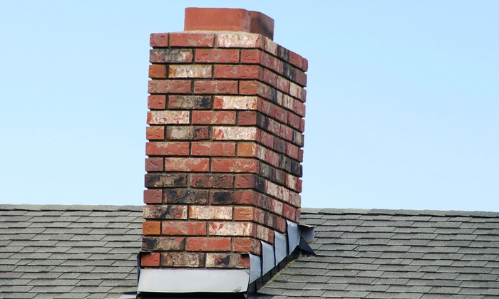 Chimney Cleaning American Chimney Gutter Amp Roofing Groupon