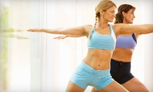 10 or 20 Yoga or Pilates Classes at Magic Beauty Hair Spa Dance (Up to 83% Off)