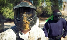 Paintball Package for 1 or Up to 12 with Gear Rental at Giant Paintball (Up to 64% Off)