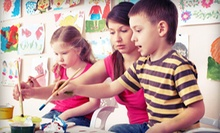 Two or Four Art Classes for Adult or Child at Pasadena Art Classes (Up to 52% Off)
