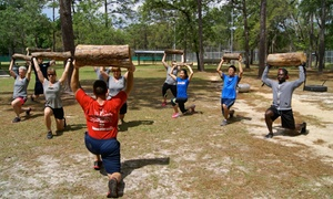 $30 For Six Weeks Of Outdoor Fitness Camp Classes From Fitness Driven Results ($120 Value)