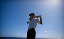 Full-Swing Lessons, Short-Game Lessons, or Both at Ramona Golf Lessons (Up to 76%Off)