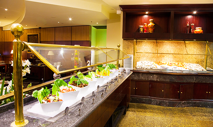All you can eat seafood buffet the grove restaurant for Fish restaurant stamford