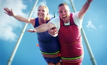 $19 for a SkyCoaster Flight at Fun Spot USA (Up to $40 Value)