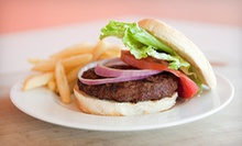 Greek-American Food at Famous Midtown Grill (Half Off). Two Options Available.