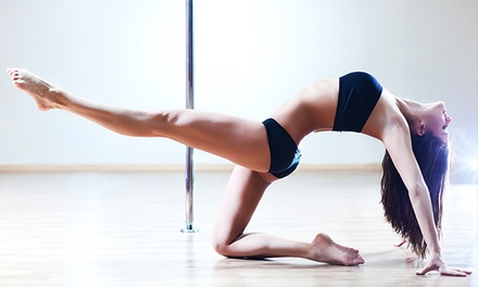 5 or 10 Exotic Fitness Classes at SpinARella Pole l Dance l Fitness (Up to 81% Off)