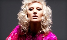 Blowouts, or Haircuts with Option for Partial Highlights at Toni&amp;Guy Hairdressing Academy (Up to 53% Off)