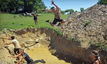 Entry and After Party for One or Two Adults, Or One Child Entry to Mud Ninja Race on Sunday, July 28 (Up to 65% Off)