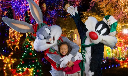 $49 for a Book of Free Gift-Certificate Book and Two Six Flags Fiesta Texas Tickets (Up to $192.98 Value)
