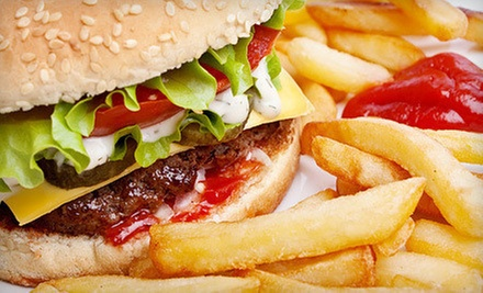 $10 for $20 Worth of Burgers, Fried Chicken, and Sandwiches at My HomeStyle Cafe