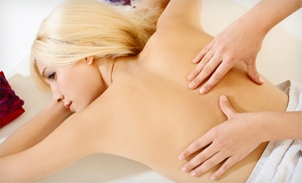 One or Two 60-Minute Massages at HealthZone Chiropractic (Up to 51% Off)