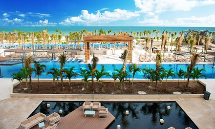 All-Inclusive Stay at Hideaway at Royalton; Dates Available into December. Includes Taxes and Fees.