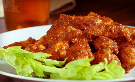$20 for 20 Wings, French Fries, and Beer at The Fix Sports Lounge and Nightclub ($40 Value)