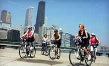 $29 for a Half-Day Bike Rental for Two from Bike and Roll Chicago (Up to $70 Value)