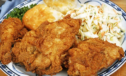 Southern Food at Sisters of the New South (Half Off). Two Options Available.