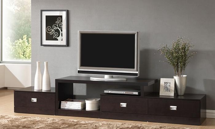Baxton Studio Modern TV Stands