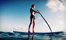 Two-Hour Paddleboard Rental for One or Two Monday–Friday or Any Time at Vancouver Water Adventures (Up to 52% Off)