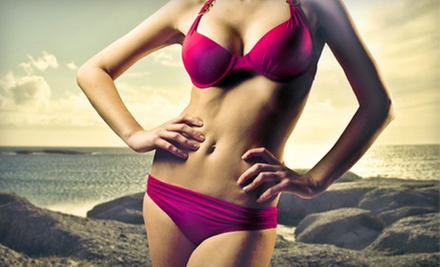 One, Three, or Five Spray Tans at Mi-Lash (Up to 61% Off)