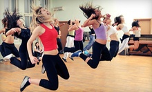 One Month or Six Weeks of Unlimited Boot-Camp and Zumba Classes at Body Evolution (Up to 90% Off)