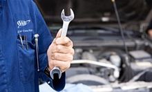 Oil Change with Optional Tire Rotation and Wiper Blade Replacement at AAA Northwest Ohio Car Care Plus (Up to 52% Off)